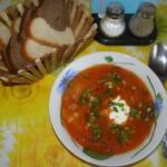 Как приготовить суп харчо — Рецепт