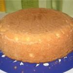 Бисквитный торт — Рецепт