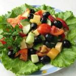 Как приготовить греческий салат — Рецепт
