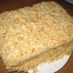 Как приготовить торт наполеон — Рецепт