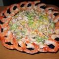 салат морской коктейль - Рецепт
