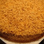 Медовый торт — Рецепт