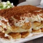 Как приготовить торт Тирамису — Рецепт