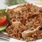 Как приготовить гречку с мясом — Рецепт