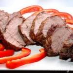 Как приготовить мясо в духовке — Рецепт