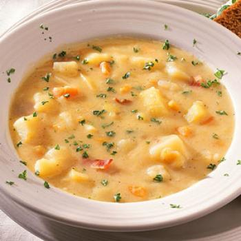 рецепт и приготовление картофельного супа