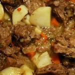 Как приготовить картошку с мясом — Рецепт