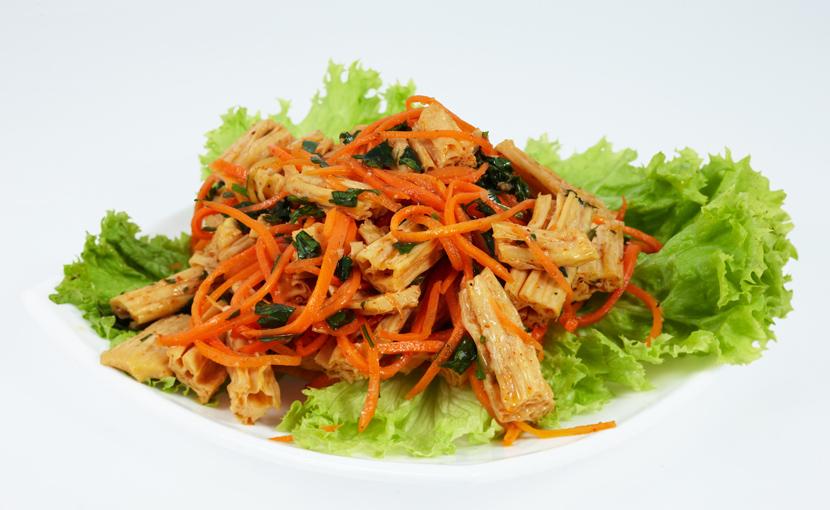Как из спаржи сделать салат 836