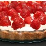Торт с клубникой — Рецепт