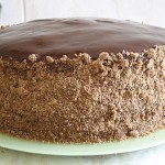 Торт «Дамский каприз» — Рецепт
