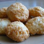 Кокосовые печенья — Рецепт