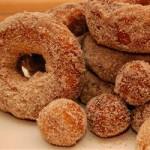 Свежие пончики — Рецепт