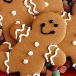 Имбирное печенье — Рецепт