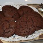 Шоколадное печенье — Рецепт