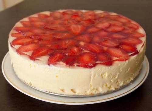 Торт с маскапоне