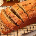 Апельсиновый хлеб с орехами — Рецепт