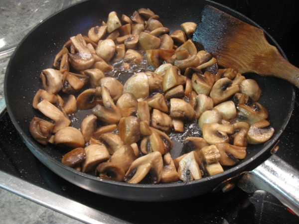 Можно ли пожарить сушеные грибы