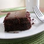 Шоколадный пирог из майонеза — Рецепт