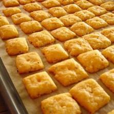 Крекеры с сыром рецепт