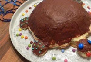 "Торт ""Классический торт ""Черепаха"" — Рецепт"