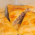Нежный пирог с мясом