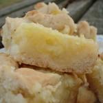 Простой лимонный пирог — Рецепт