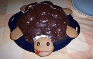 Торт «Черепаха» со сгущёнкой — Рецепт