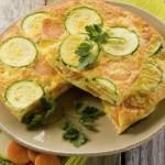 Запеканка из кабачков с сыром — Рецепт