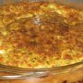 Пирог - запеканка с кабачками - Рецепт