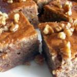 Пирог с кабачками и орехами — Рецепт