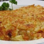 Хрустящие картофельные рести с пармезаном — Рецепт
