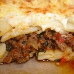 Блюда из макарон — Рецепт