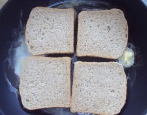 Французский сэндвич Крок Месье