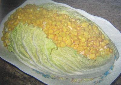 Салат на день рождение - рецепт
