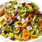 Салат с макаронами — Рецепт