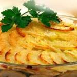 Картофельная запеканка — Рецепт