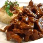 Мясо в мультиварке — Рецепт