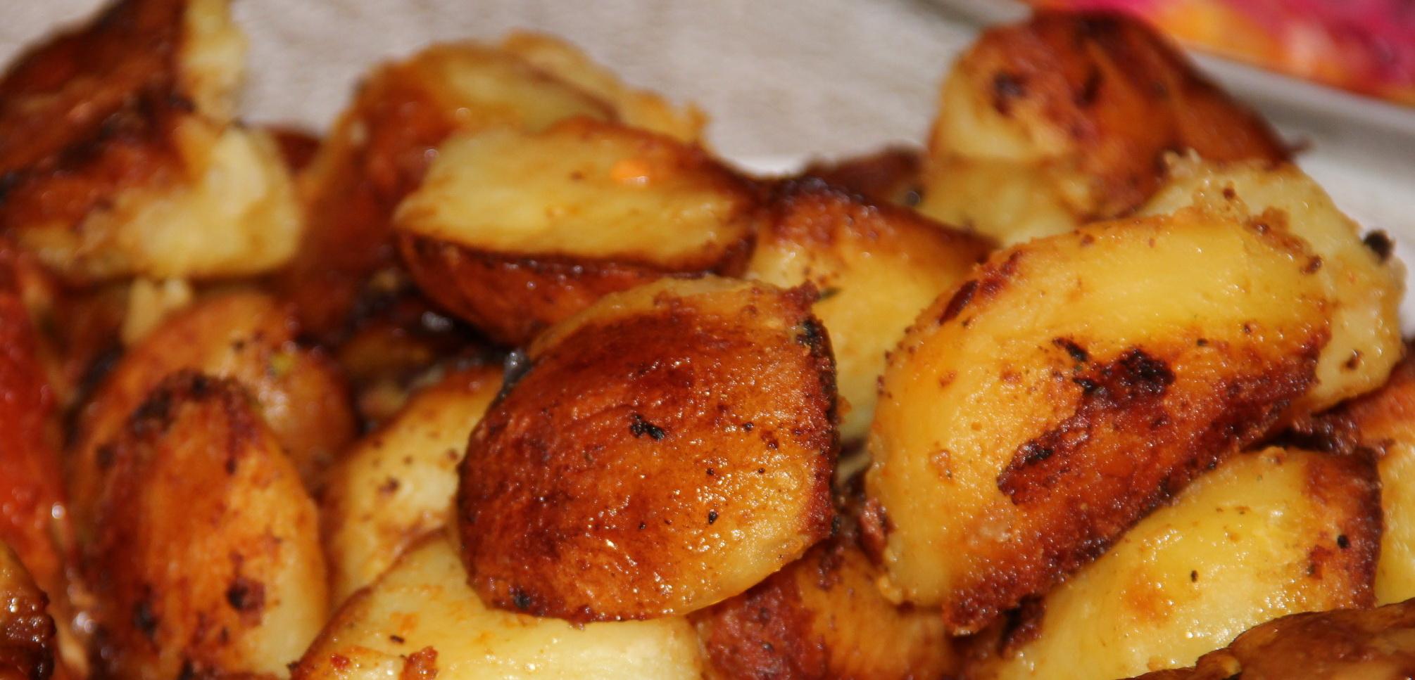 Картофель запечённый в духовке рецепты