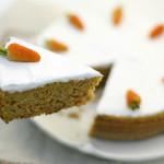 Морковный пирог — Рецепт