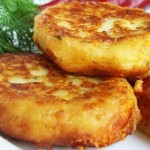Картофельные котлеты — Рецепт