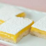Лимонные пирожные — Рецепт