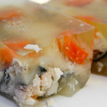 Заливная рыба — Рецепт