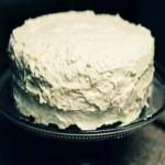 Морковный торт с плавленым сыром — Рецепт