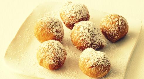 Пончики Зепполе