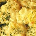 Жареная картошка в мультиварке — Рецепт
