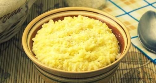 Кукурузная каша рецепт на воде фото
