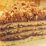 Торт со сгущенкой — Рецепт