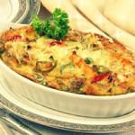 Вкусная овощная запеканка — Рецепт