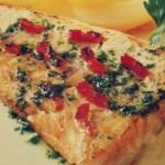 Запеченная рыба с овощами — Рецепт