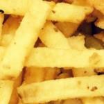 Картофельные палочки по-японски — Рецепт
